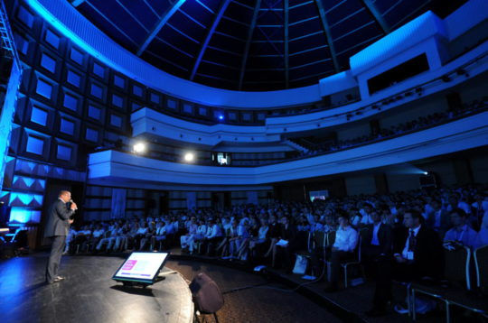 Конференция Astra Zeneka