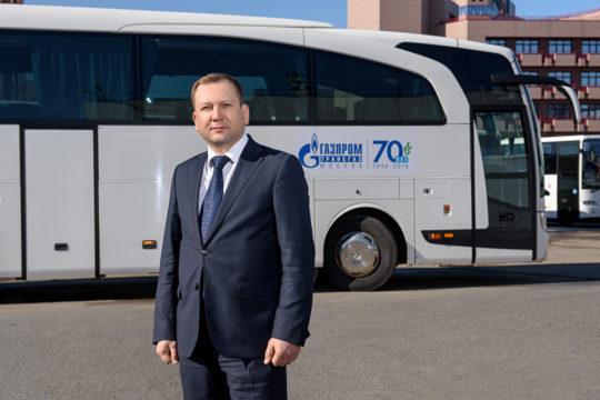 Директор Газпром Трансгаз Москва
