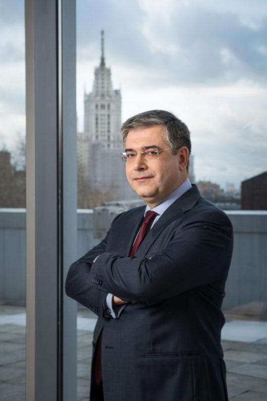 Генеральный директор Росатом Оверсиз