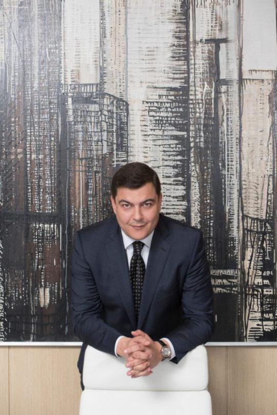 Генеральный директор Стройтрансгаз